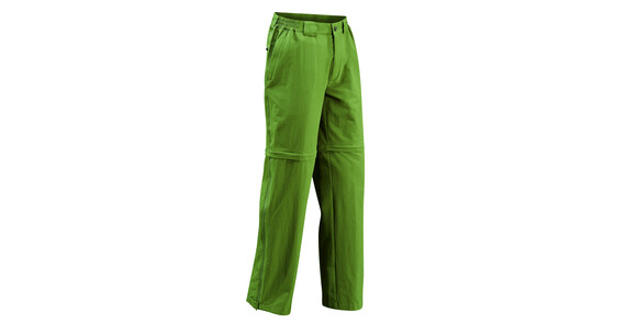 Vaude Farley Stretch T-Zip Pants regular fern